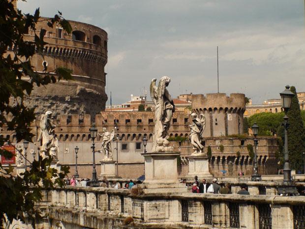 großer platz in rom